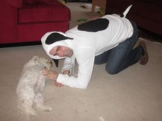 Because I Said So (and Other Mommyisms): DIY Snoopy Costume