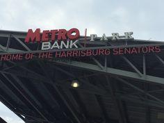 Metro Bank Park Harrisburg, PA