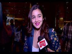 Alia Bhatt spotted at Mumbai airport returns from Dream Team Tour.