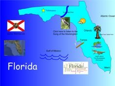 Florida Map Directions.58 Best Florida Maps Images Florida Maps Map Symbols Places In