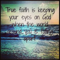 """@mariaantoonxx's photo: """"What is true faith really? Creds to @lordposts"""