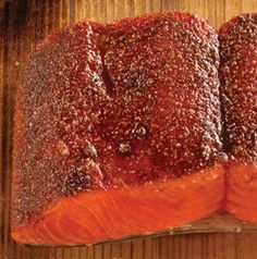 You can make Planked Alaska Salmon with Terrific Taj Rub 1 of 3 ways. Grill it on a cedar plank, lay the salmon fillet directly on the grill rack or place the fillet on a baking sheet and pop it into the oven. Easy and delicious.