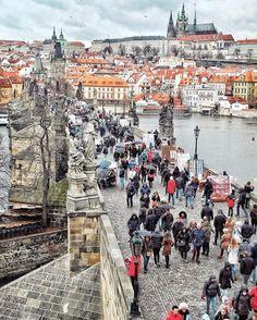 Prague, Paris Skyline, Travel, Viajes, Destinations, Traveling, Trips