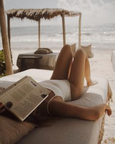 May 2020 - The beach and a book // vacation inspo // The beach and a book // vacation inspo // Summer Dream, Summer Of Love, Summer Beach, Free Summer, Beach Aesthetic, Summer Aesthetic, Aesthetic Girl, Summer Feeling, Summer Vibes