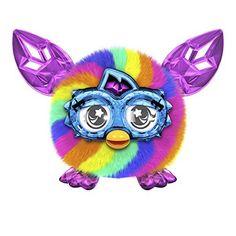 Furby Furblings Creature Plush, Rainbow http://toyarefun.com/toys/furby-furblings-creature-plush-rainbow/