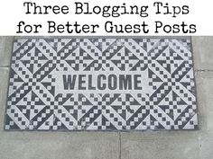 How to Guest Post Best Practices Leadership Articles, A Writer's Life, Blog Planner, Make Money Blogging, Blog Tips, Writing Tips, How To Start A Blog, About Me Blog, Social Media