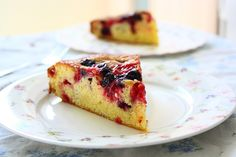 collecting memories: Currant Cake