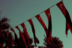 Flag of Turkey - Drapeaux turcs, drapeaux de toute une histoire  #flagofturkey