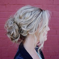 40 Gorgeous Messy Updo Hairstyles — Effortlessly Looking Glamor