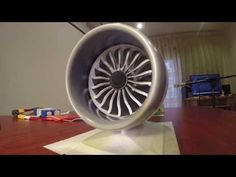 Fully functional scale model of Boeing 787 Jet Engine made on household printer 3d Printing News, 3d Printing Materials, 3d Printing Industry, Impression 3d, Reverse Thrust, Thrust Vectoring, Modelos 3d, Jet Engine, 3d Prints