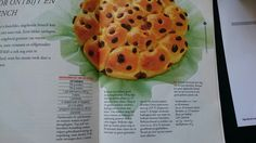 Rozijnenbolletjes