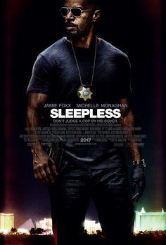 SLEEPLESS movie poster