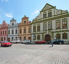 Hradec Králové (East Bohemia), Czechia Prague Czech Republic, Central Europe, Poland, Germany, Mansions, Country, World, House Styles, Bohemia