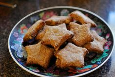 Homemade teething biscuits that turn mushy when baby chews on them. Other recipes get crumbly. These also have an option to add fruit and use oatmeal, which I like.
