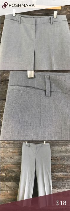 """⚫️size 6 Average New York & Co Stretch Dress Pants ▪️29"""" inseam ▪️1.5"""" extra cuff material if need to add length by letting out the hem New York & Company Pants Trousers"""