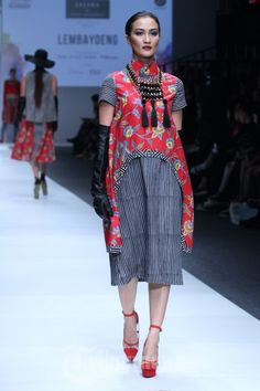 Image result for jakarta fashion week runway 2016 pictures
