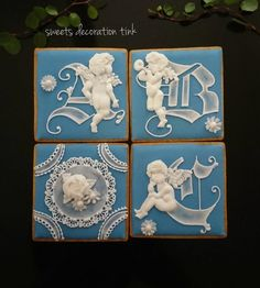 #6 - Angel by sweets decoration Tink
