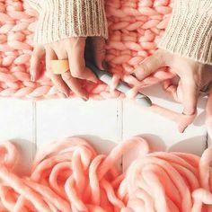 Super Chunky Wool, Merino Wool Blanket, Festive, Routine, Instagram