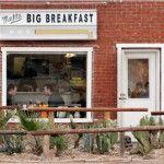 Matt's Big breakfast. Make sure you go on a weekday.