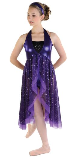 lyrical , why can't our costumes look like this