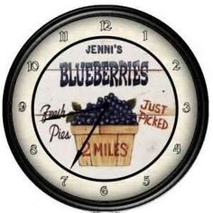 Image Search Results For Blueberries Kitchen Decor