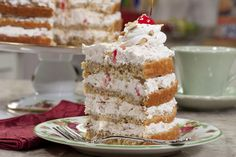 The Ultimate Hummingbird Cake | MrFood.com