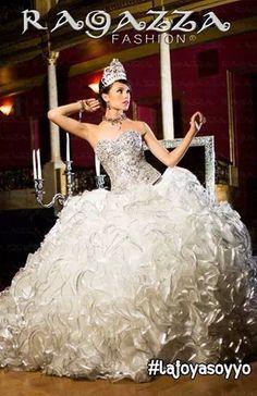 Vestidos de novia ragazza fashion