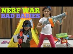 Bad Baby MESSY TOILET POOP & Chocolate Fountain FAIL Funny Video - YouTube