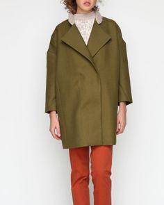 Mitzi Coat. TBA