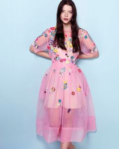 Celebrities - Anya Taylor-Joy Photos collection You can visit our site to see other photos. Anya Joy, Anya Taylor Joy, Ann Taylor, Fashion Photo, Fashion Beauty, Sexy Dresses, Short Sleeve Dresses, Elizabeth Gillies, Just Girl Things
