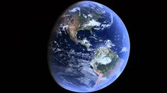 Culture's Ways - An amazing day | Video of Earth from Space