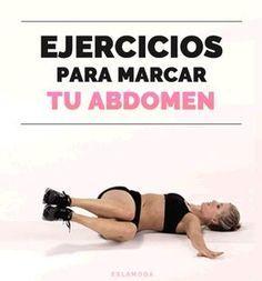 Marcar el abdomen