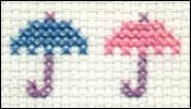 A few cute mini cross stitch patterns