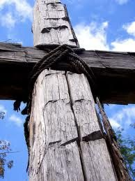 And I love that old cross where the dearest and best for a world of lost sinners was slain.