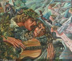KALININ Vyacheslav Vasilevich - Poet and Muse (dedicated to Vladimir Vysotsky)