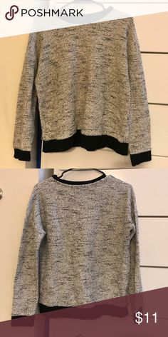 Forever 21 sweater Marl knit Forever 21 Sweaters