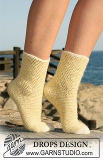 Business: Beginners Crochet Socks Pattern