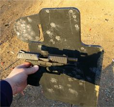 Understanding the Safety of Steel Targets