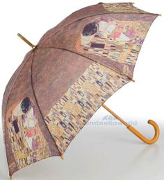 Gustav Klimt  Umbrella