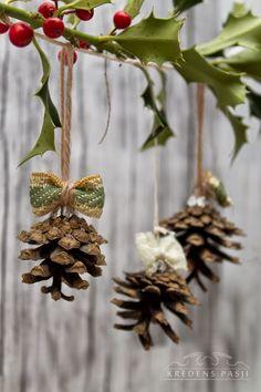 dekoracje z szyszek