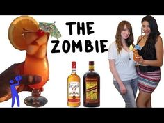 ▶ The Zombie - Tipsy Bartender - YouTube