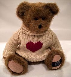 "Boyd's Bears Silvia Jubilee 14"" Plush 25th Anniversary Bear NWT"