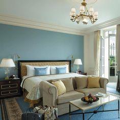 Suite Room, Shangri-La Hotel Paris vossy.com