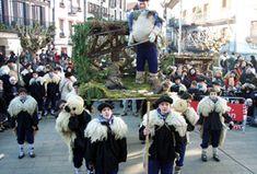 Olentxero de Pamplona- 24 de diciembre