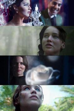 The third picture OMGGGGGG and the scracth on katniss' cheek is that from the whipping??!! oh the feels the feels