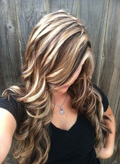 Blonde Highlights For Light Brown Hair in 2018