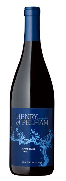 Henry of Pelham winery, Ontario -- 2010 Pinot Noir. This is a gorgeous pinot! Pinot Noir Wine, Wine Brands, Wine Case, Expensive Wine, Wine Packaging, Wine Cocktails, Wine And Liquor, Cheap Wine, Wine Fridge