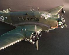 Junkers Ju 52/3m g 4e (Revell 1/48)