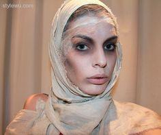 mummy costume makeup - Google Search