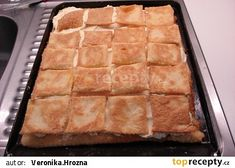 Listové těsto jednoduché recept - TopRecepty.cz Pie, Treats, Sweet, Desserts, Recipes, Food, Torte, Sweet Like Candy, Candy